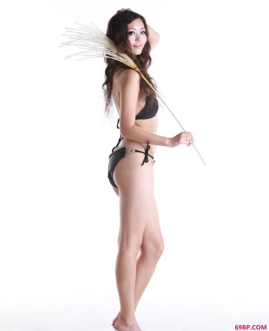 都市时尚裸模迪薇_西西人体4mm